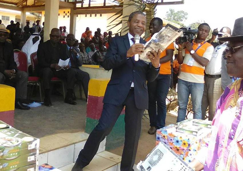 Développement : L'Adeni Lance La Révolution À Nitoukou