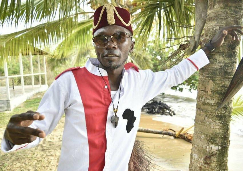 GENERAL  MAWIBA : ARTISTE MUSICIEN-AUTEUR COMPOSITEUR-INTERPRETE